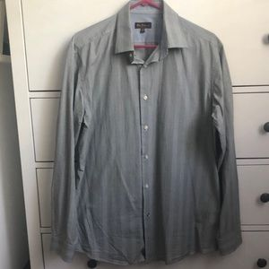 NWOT Men's Ben Sherman Button Down